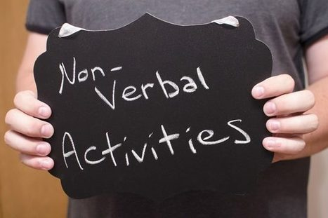 Nonverbal Communication Activities for Adults | eHow | Serious Play | Scoop.it