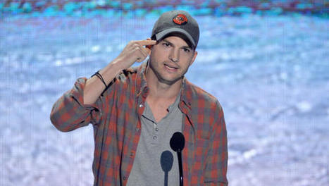 Ashton Kutcher's Inspirational Message to The World | Inspiring thougts | Scoop.it