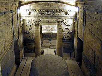 Tomb of Huye - Ancient Egyptian Tombs ~ Ancient Egypt Facts | Akhenaten | Scoop.it