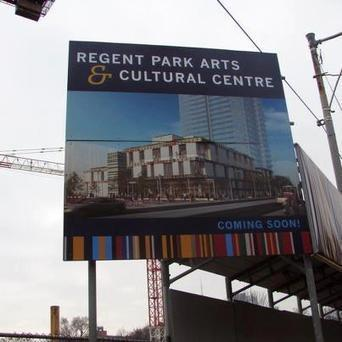 Regent Park Arts & Cultural Centre | Opening September 2012 with Youth Short Film Fest | Tracking Transmedia | Scoop.it