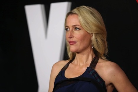 Gillian Anderson Is the Newest Addition to American Gods' Intriguing Cast | Literature & Psychology | Scoop.it