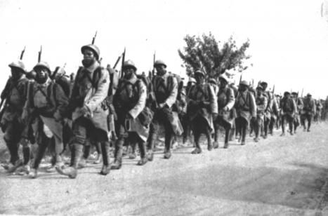 Les soldats africains pendant la Grande Guerre | Auprès de nos Racines - Généalogie | Scoop.it