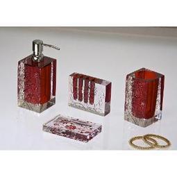 Plush Plaza Amore Soap Dispenser Set   Home & Kitchen   Scoop.it