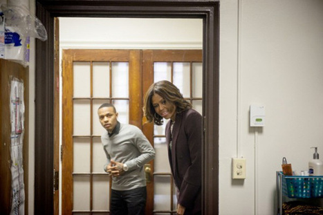 First Lady Michelle Obama and Bow Wow Spotted at Howard University | Business Video Directory | Scoop.it