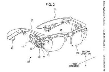 Sony dévoile son concurrent de Google Glass | Problématique 4 | Scoop.it