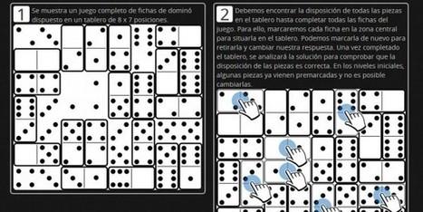 ciplayer, una colección de juegos online de entrenamiento mental | Jeux éducatifs | Scoop.it