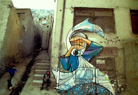 Kabul Art Project | Heart is a Lock, Music is the Key | Scoop.it