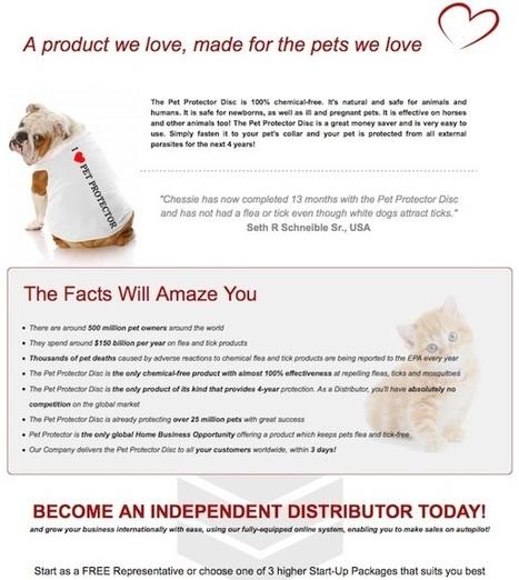 Pet Protector Business Opportunity   itsyourbiz   Scoop.it