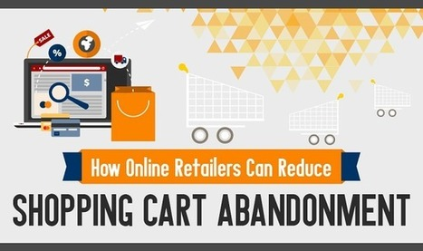 How Online Retailers Can Reduce Shopping Cart Abandonment #Infographic   e-Commerce and User Experience (UX)   Scoop.it