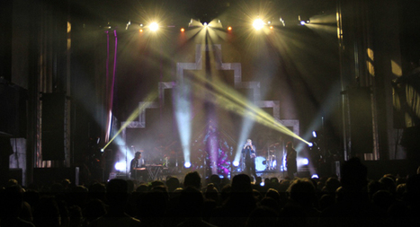 ROBE: Innovative high quality moving lights manufacturer | lighting in show production | Scoop.it