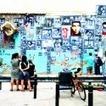 #Encaja_dos: Una galería de arte temporal en una esquina ... | Arte, educacion, diseño. | Scoop.it