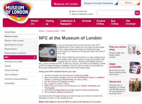 Tout ce que vous vouliez savoir sur les NFC, sans l'avoir demandé « etourisme.info | Projet mobile garden | Scoop.it