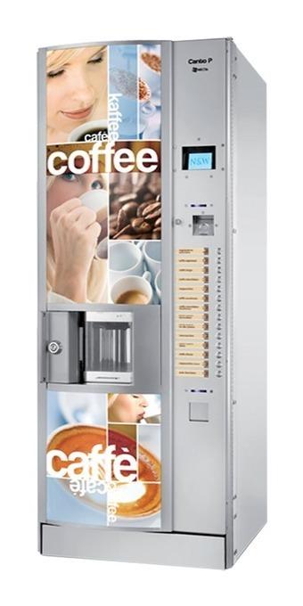 CANTO P | Sensation Café | Distributeur automatique de café | Scoop.it