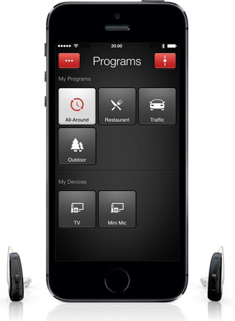 IPhone-compatible hearing aids hit market - Minneapolis Star Tribune | Iphone Apps | Scoop.it