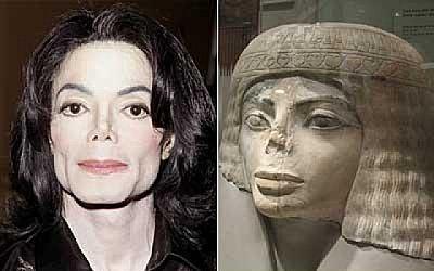 People et Insolite: Michael Jackson ressemble a une statue egyptienne de 3000 ans !   cotentin webradio Buzz,peoples,news !   Scoop.it