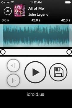 Cydia Tweak AnyTones – Ringtone Maker 1.0 | 168 | Scoop.it