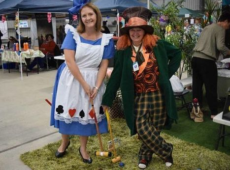 Mental health, wellbeing in spotlight at colourful fair - Mackay Daily Mercury | Well being | Scoop.it
