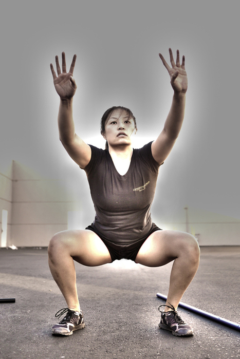 Why Deep Squats Are Good for You - Tabata Times | CrossFit Planet | Scoop.it