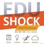 edushock leerfestival | Creativiteit en onderwijs: tools en inspiratie voor lesgevers | Scoop.it