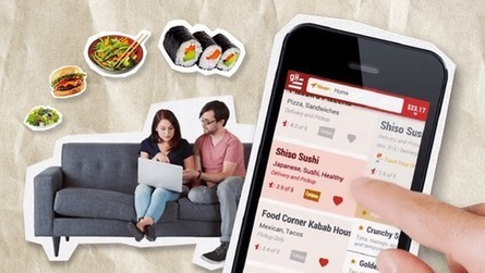 Inside the Numbers: The Effect that GrubHub Has on Restaurants | SocialMediaRestaurants.com | Scoop.it