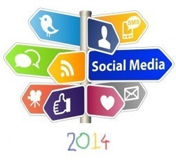 Top 12 Social Media Tips for 2014 | Law Librarianship | Scoop.it