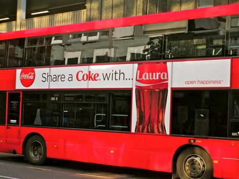 Why the 'Share a Coke' Campaign is Pure Genius. | digital marketing strategy | Scoop.it