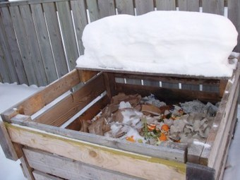 Composting all Winter (help reduce your garbage even in the cold ... | OrganicComposting | Scoop.it