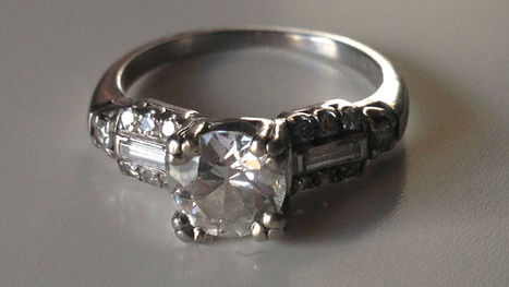 Buying An Engagement Ring Online Spoiled The Surprise - TheInternetVision.com   Digital-News on Scoop.it today   Scoop.it