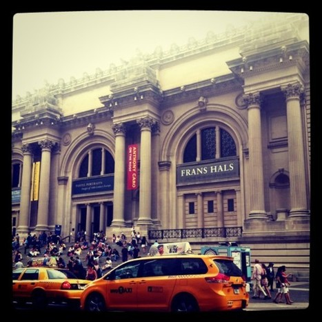 teenvogue: The Metropolitan Museum of Art. An... | What The Hell?! | Amazing Rare Photographs | Scoop.it