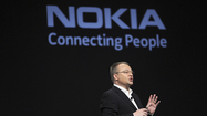 Nokia's future hinges on Microsoft partnership - Los Angeles Times   BUSS 4 Research   Scoop.it