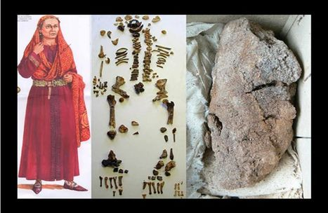 Researchers Unlock the Mystery of the Mummified Lung of a Merovingian Queen - NewsBean | The Merovingian Kingdoms | Scoop.it