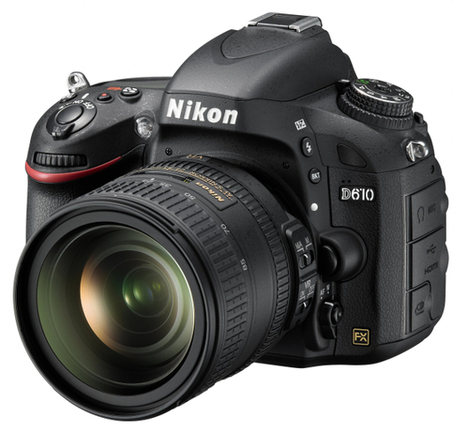 Nikon Officially Announces the D610, Adds Quiet Continuous Mode and Not Much Else | world of Photo and vidéo | Scoop.it