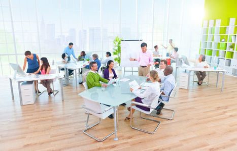 Is the open office the workplace of the future? | Entretiens Professionnels | Scoop.it