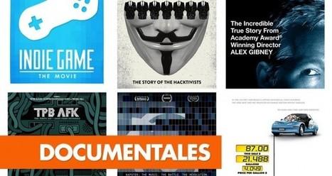 6 documentales de tecnología que te harán pensar - FayerWayer | Sociedad Digital | Scoop.it