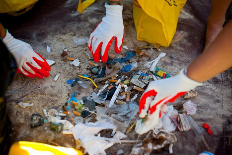 Ocean Racers Sound Alarm About Sea #Pollution #Sailing | Messenger for mother Earth | Scoop.it