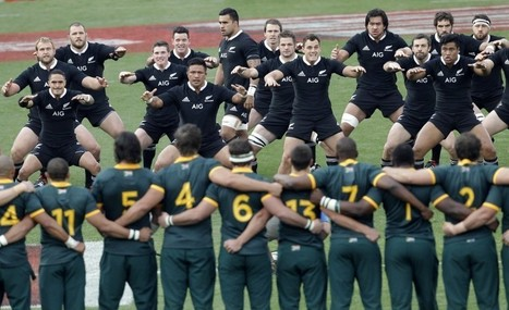 New Zealand's haka is the world's most perfect act of nationalism | AP Human Geography Digital Knowledge Source | Scoop.it