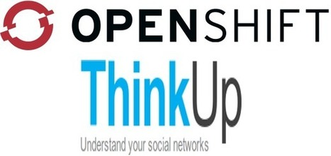 Create Your Own Social Media Analytics System Using ThinkUp and Openshift | Technology Related How-to | Scoop.it