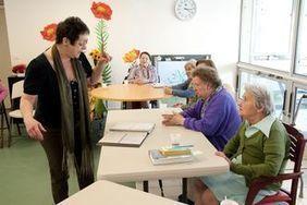 La vertu thérapeutique des projets culturels à l'hôpital et en EHPAD   EHPAD   Scoop.it