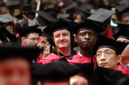 US universities beat the best of British: on teaching and social mobility - Spectator.co.uk (blog) | MyAdvisorSays | Scoop.it