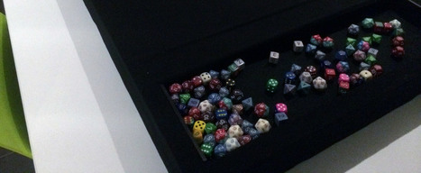 Orbe : Idée: une table de jeu en polyuréthane extrudé | Jeux de Rôle | Scoop.it