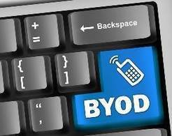 More than one billion BYOD users predicted by 2018 | BYOT @ School | Scoop.it