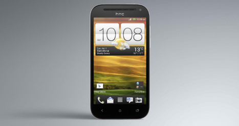 HTC One SV   cool gadgets for a future house   Scoop.it