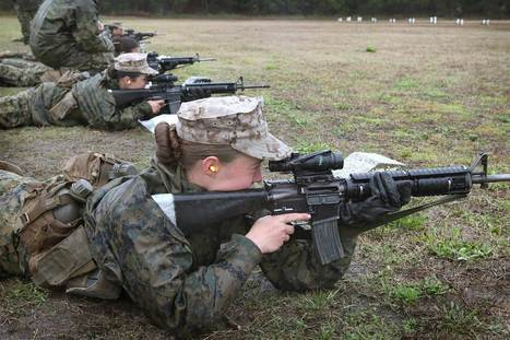 Marine Corps Taking 'Man' Out of 19 Job Titles | Gender and Crime | Scoop.it