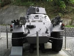 Ferret Mk 2 – WalkAround | History Around the Net | Scoop.it