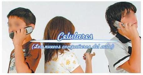 Celulares: Los nuevos compañeros del aula (documental). Por Sebastian Gutierrez - Congreso TIC   Noticias, Recursos y Contenidos sobre Aprendizaje   Scoop.it