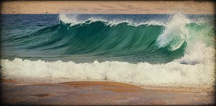 Cap-Ferret Blog: La vague de la Pointe du Cap-Ferret : rare et belle. | location-landes-mimizan-plage surf | Scoop.it