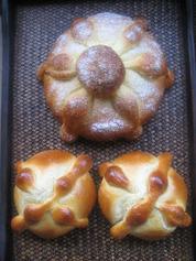 Mis recetas favoritas: Pan de muerto ~ un pan dulce mexicano | Mis panes | Scoop.it