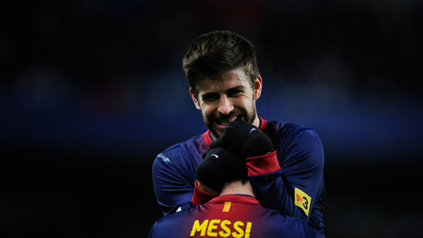 Why Lionel Messi Is Even Better Than You Think - Deadspin | Football | Scoop.it