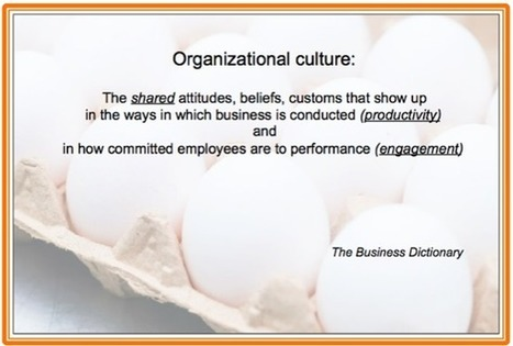 If Culture eats Strategy for breakfast - Let's make it a balanced meal | digitalNow | Scoop.it