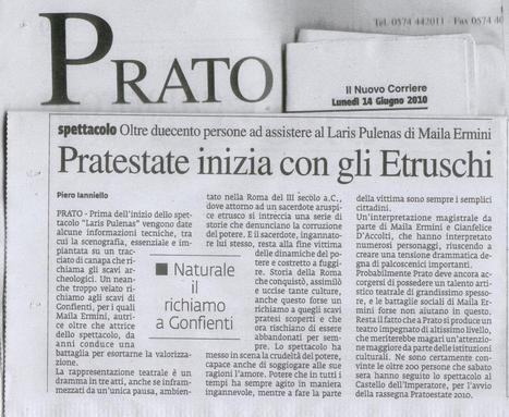 larispulenas.it - :: homepage :: Templates powered by Trovanome.it | Gazzetta Elbana | Scoop.it